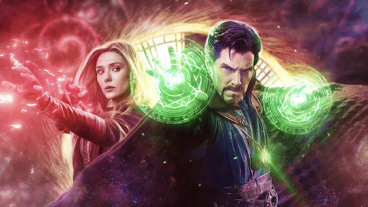 Kevin Feige says there are currently no plans for #WandaVision S2  It will lead into 'Doctor Strange in the Multiverse of Madness'  (via @THR)