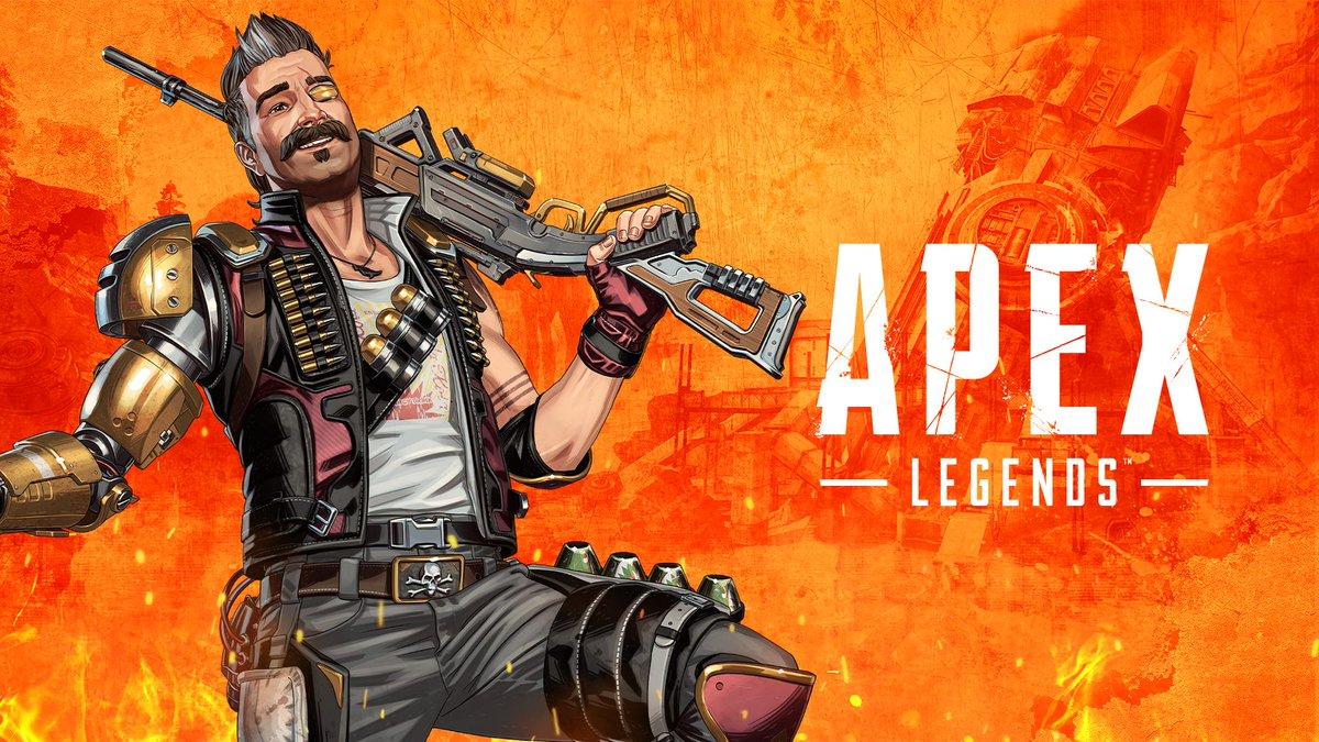 速報 apex legends