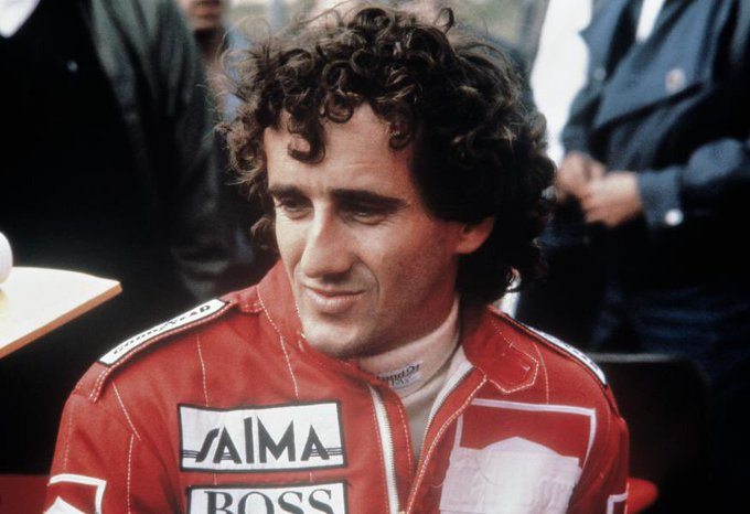 Joyeux Anniversaire Alain Prost !       Happy Birthday Alain Prost !