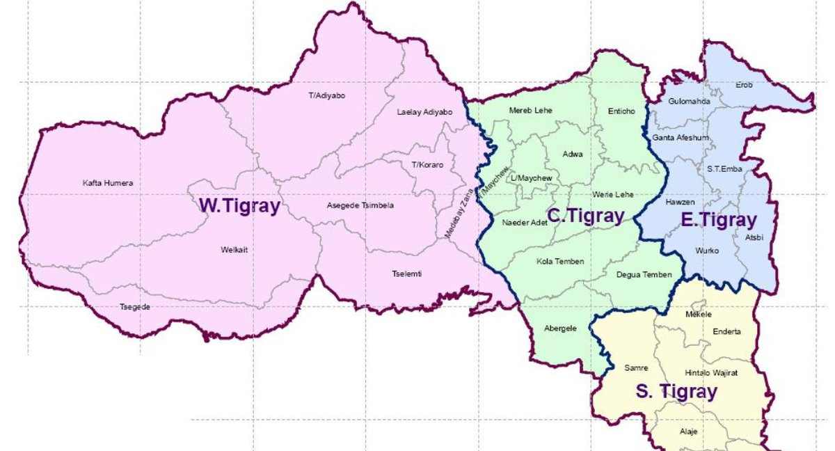 """Senior @NRC & UN @Refugees staff say aid agencies """"still don't know what's happening in #Tigray"""", have """"zero access"""" in center & west of region and that #Ethiopia government shouldn't use security concerns as """"a facade for just continuing to deny access"""""""