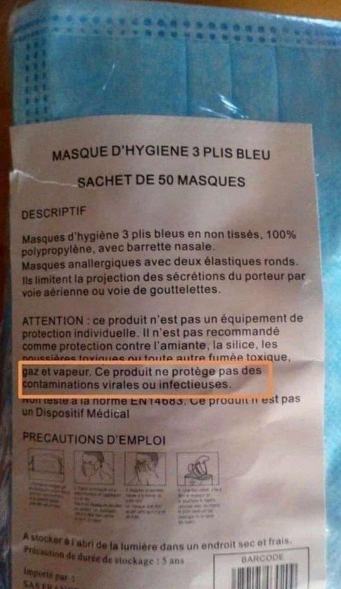 Spécial masque !!! 🖕😉#TPMP #BalanceTonPost #gouvernement #LPDLA8 #COVIDー19 #France #humour #BFMTV #GenerationIdentitaire #Macron #McflyEtCarlito #variants #JeNeMeVaccineraiPas #StopDictatureSanitaire #Macron #Doctor