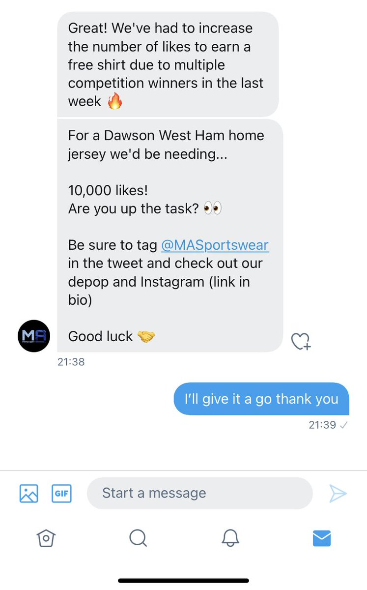 Boys it's an insane ask but if there's any chance of yous getting this for me then I'll be forever greatful⚒️❤️