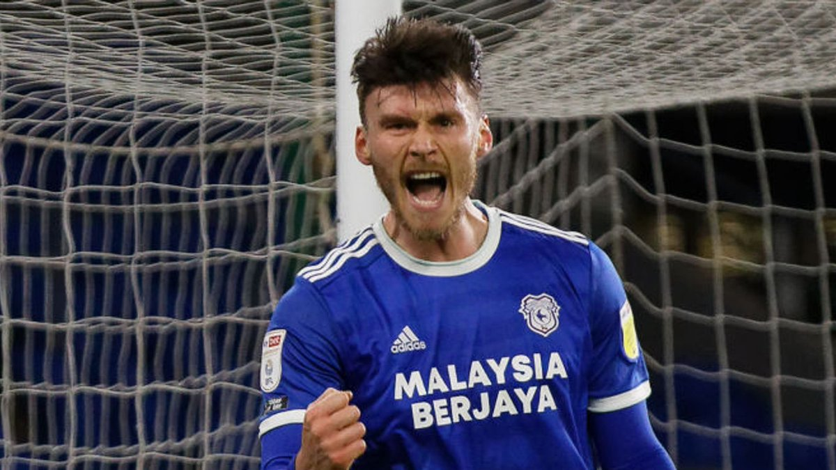 🔵🏴󠁧󠁢󠁷󠁬󠁳󠁿 | Kieffer Moore scored his 15th goal of the season and Harry Wilson assisted his 10th goal of the season in Cardiff City's 2-1 win over Bournemouth this evening.