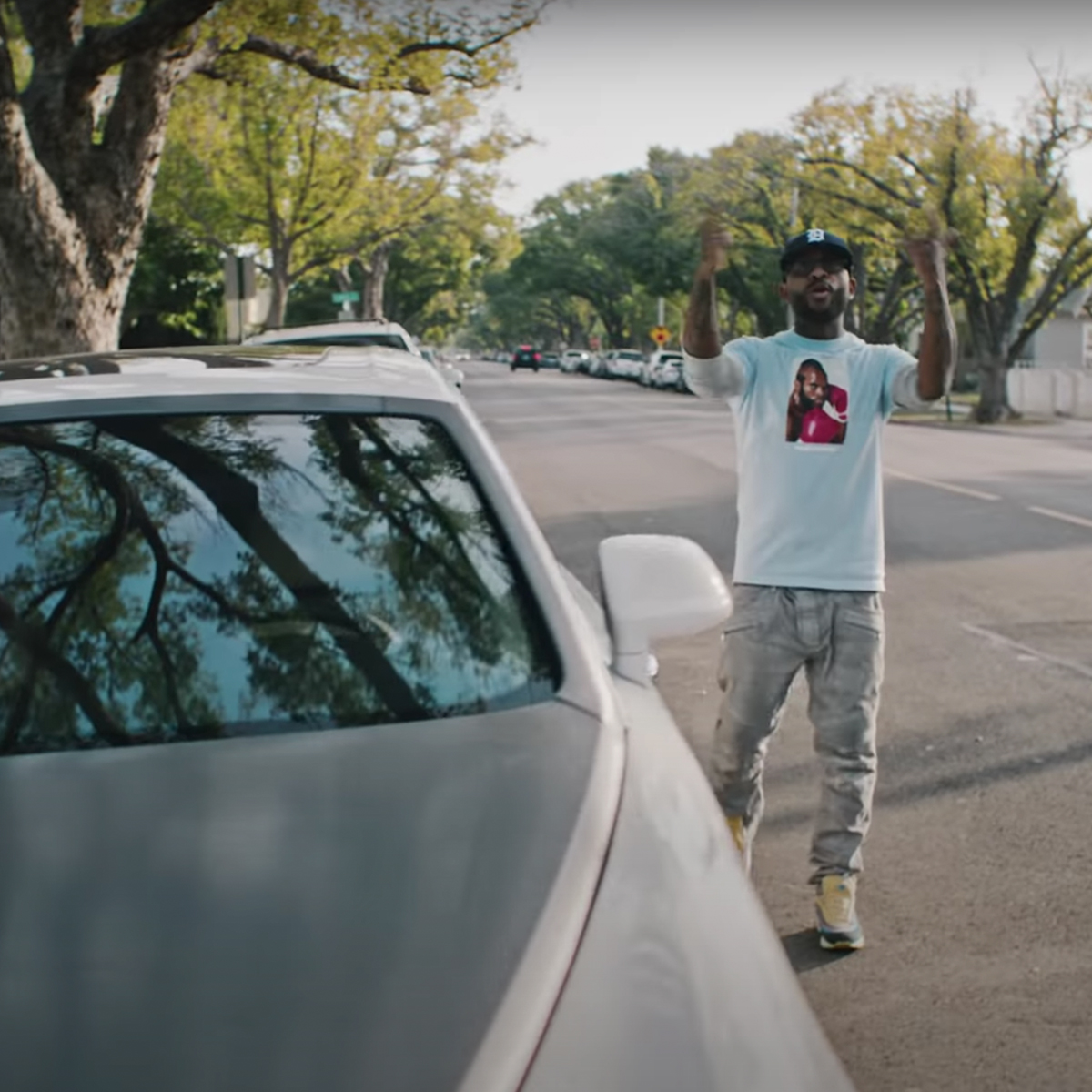 """From his Grammy nominated #TheAllegory - @Royceda59 just dropped visuals for one of the featured tracks """"I Don't Age"""". Hit the site to watch -"""
