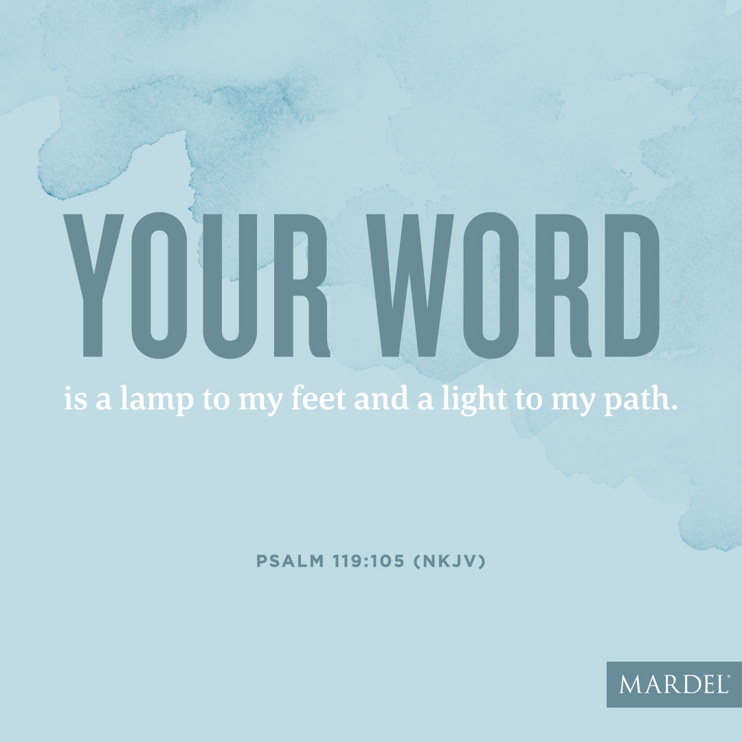 """Your word is a lamp to my feet and a light to my path."" Psalm 119:105 (NKJV) #lightoftheworld #christian #God"