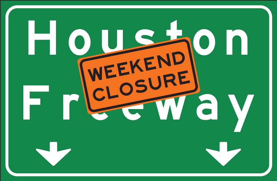 Heads up! There will be a total closure of IH 69 northbound mainlanes from Saturday, Feb. 27 at 3 AM through Monday, Mar. 1 at 5 AM.  @TxDOTHouston will be restriping and setting safety barriers for a box culvert repair on a section from Northpark to FM 1314 in Kingwood.