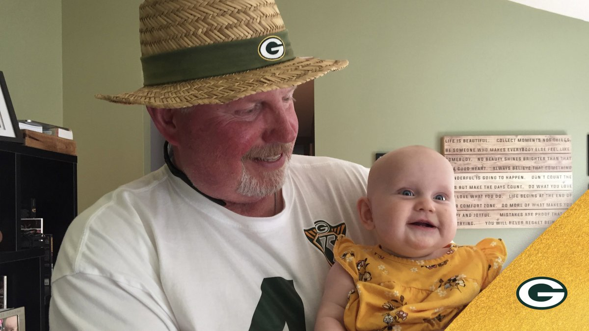 Congrats to George Oudhuis of Rolling Prairie, Indiana, on being named the 23rd member of the Green Bay #Packers FAN Hall of Fame, sponsored by @LOCALiQ & @DiamondsHaack!   📰:   #GoPackGo