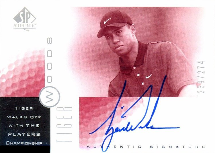 Board Buzz: Tiger Woods, Topps Chrome UFC potential, pondering print runs and more in today's edition >>  #collect #TigerWoods #WWE #MLB #UFC