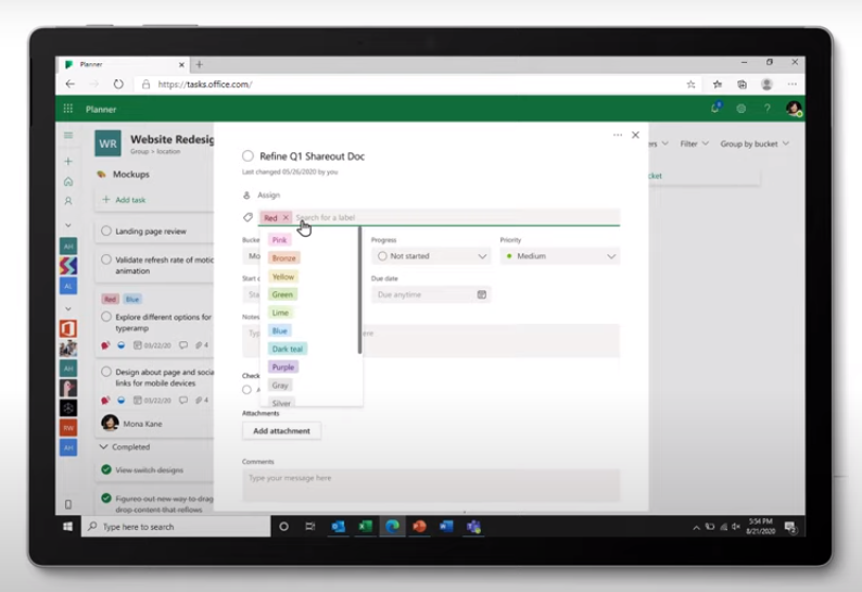 RT @mspoweruser: Tasks in Microsoft Teams are getting many more labels and colours - https://t.co/7jzSGPKTiq https://t.co/t0iP7XFTfw