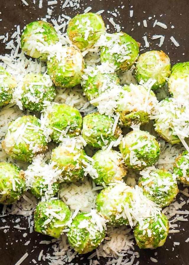It's not difficult to make this #healthy dish that's packed with Brussels sprouts. #goodfood