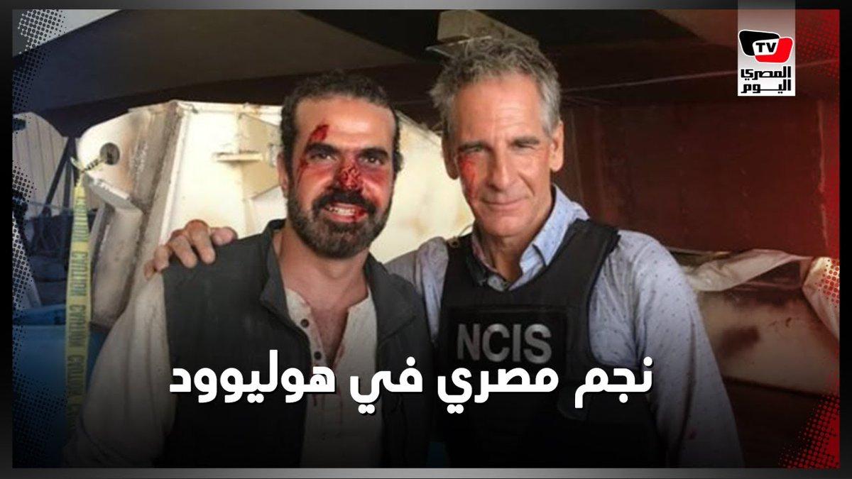 عصام فارس.. نجم مصري جديد يلمع في سماء هوليوود