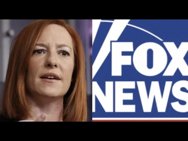 """WATCH: Fox News' reporter asks Jen Psaki: """"Is it kids in containers instead of kids in cages?"""""""