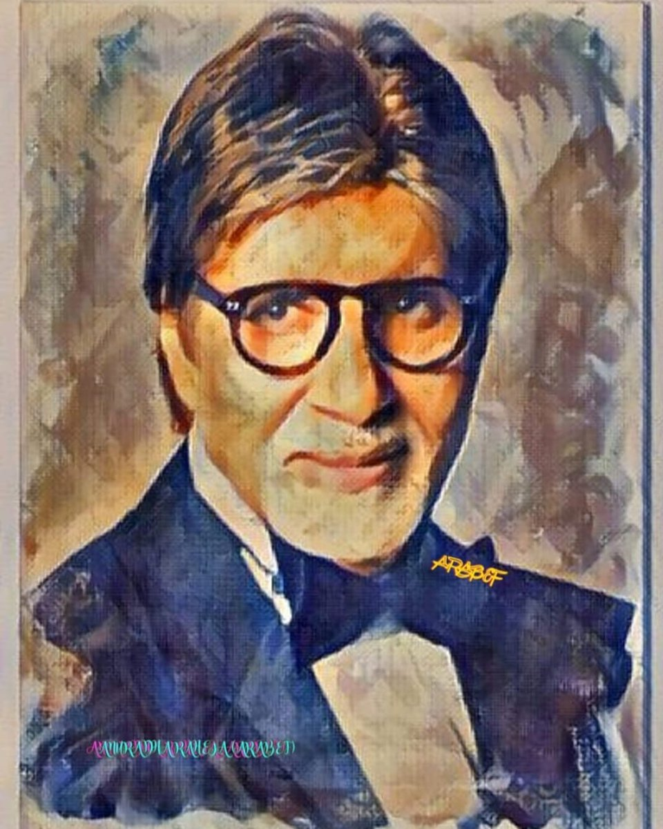 @SrBachchan 🆎Sir 🙏💗💗💗. Sir Need Ur Blessings n Love . For My Health. Ur My Strength 🆎Sir . That Why I am coming late Now Day To Reply To U 🆎Sir . 🆎sir Take Care Have A Great Day  ❤️❤️.