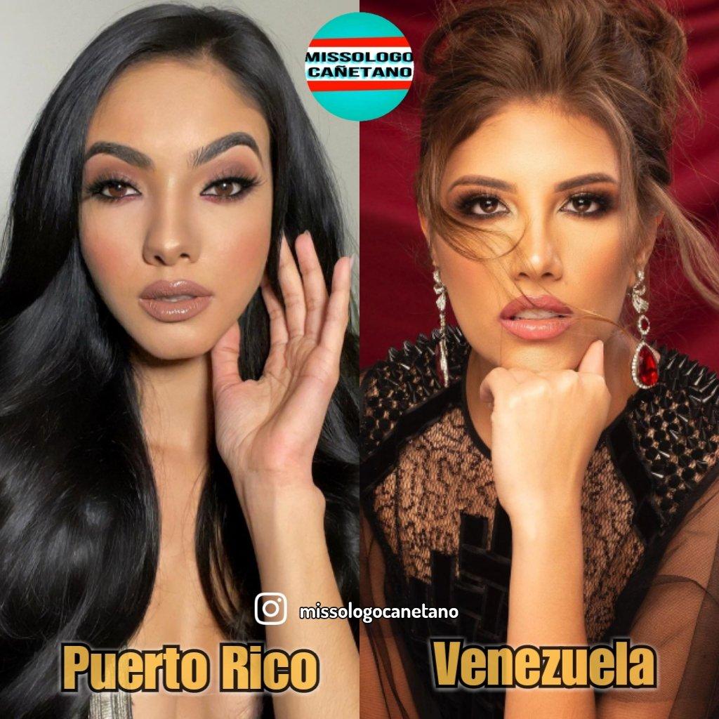 Miss Grand Puerto Rico y Miss Grand Venezuela. . Road to Miss Grand International 2020 . . . #MissUniverse #Philippines #Thailand #BTS #mgi #tailandia #USA #missgrandinternational #Peru #missinternational #Indonesia #PuertoRico #Colombia #Peru #Venezuela