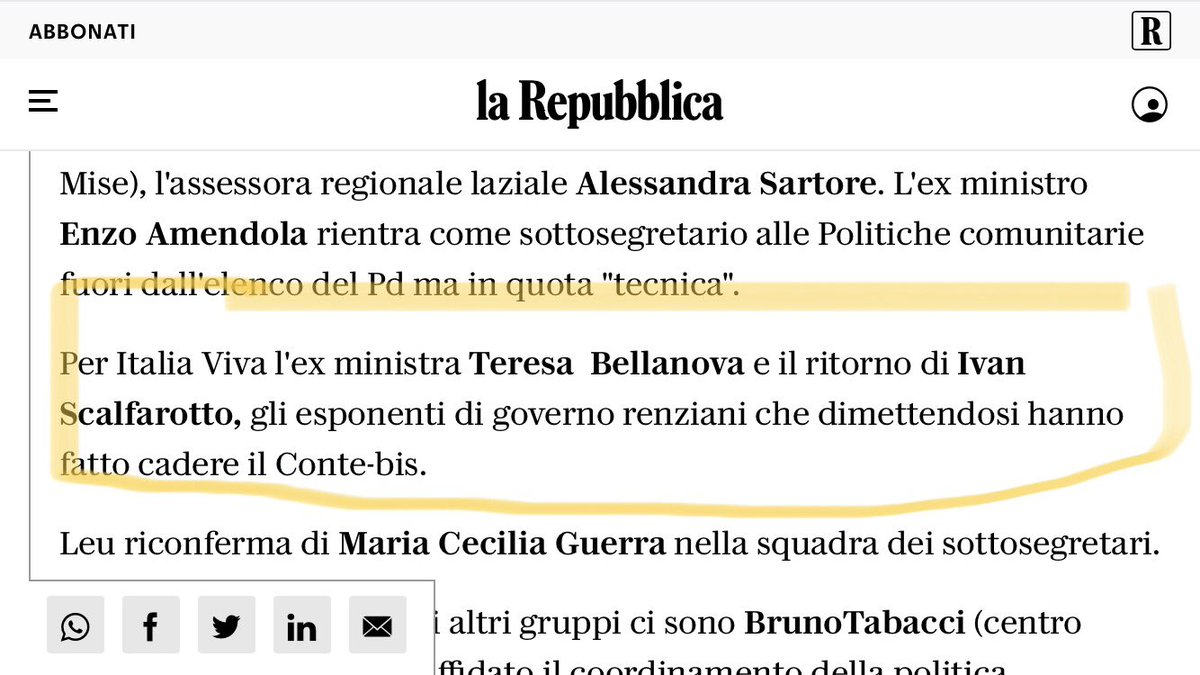 #Bellanova