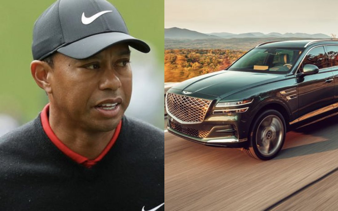 What's inside the Genesis GV80, the car that may have saved Tiger Woods' life