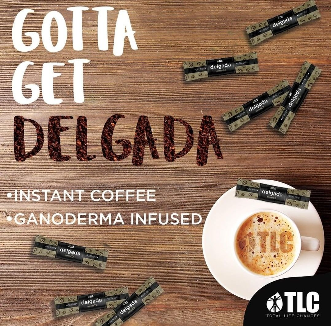 With distinct taste #Delgada coffee contains an #active ingredient to aid in #healthy digestion.  Get it 📲 +27 (65) 977 2593 🔗  📦 Shipping is Available  #ا #thursdayvibes #CoffeeLover #lydz_andhealth #totallifechanges #1000families #TeamTLC #tlchq #TLC