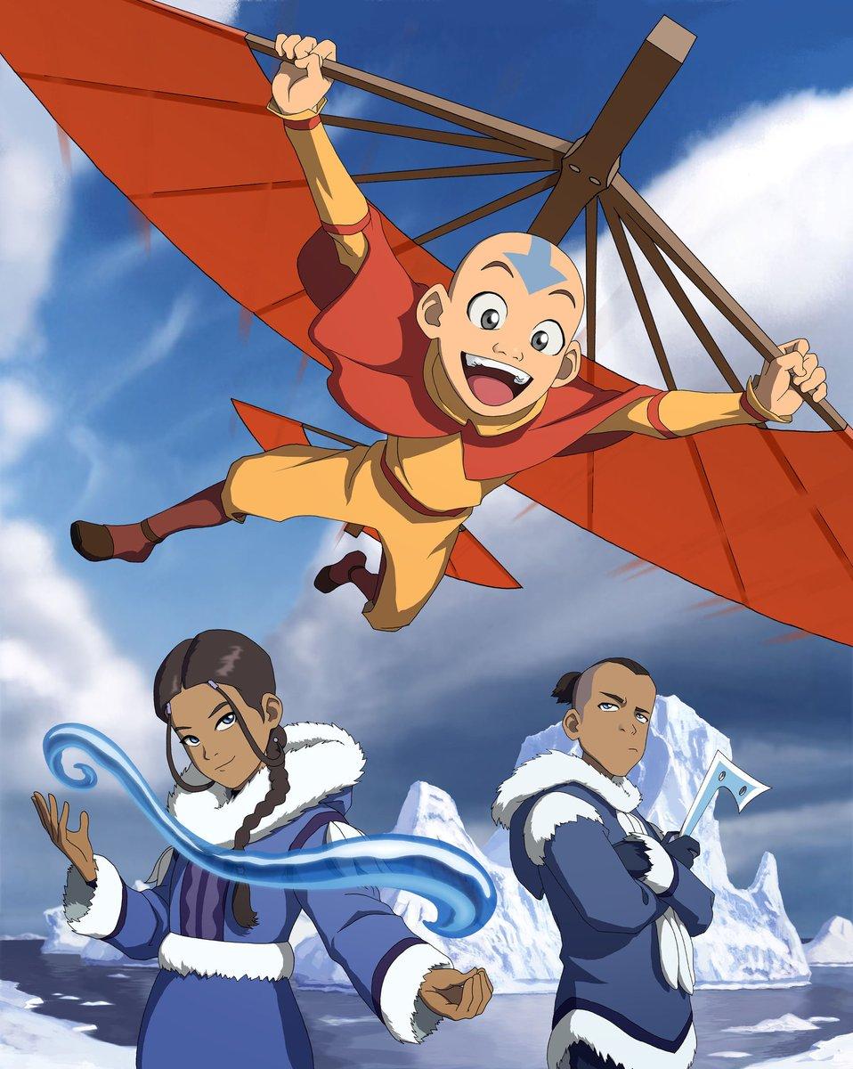 TUDO QUE EU SEMPRE QUIS:   Nickelodeon anuncia a 'Avatar Studios' novo estúdio que produzir e expandir animações do universo 'Avatar: A Lenda de Aang' e 'Avatar: A Lenda de Korra'.   Via: (@Variety)