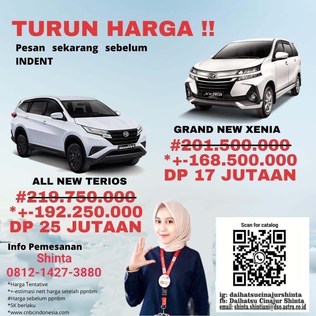 Promo Daihatsu Cianjur