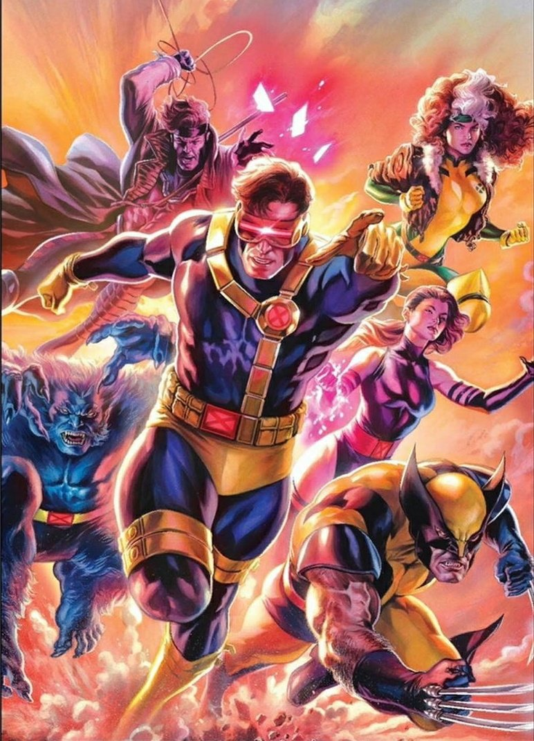 Morning Twitter This #Xmen Jim Lee homage by Felipe Massafera is going to be a CHILDREN OF THE ATOM #1 variant for Igcomicstore.