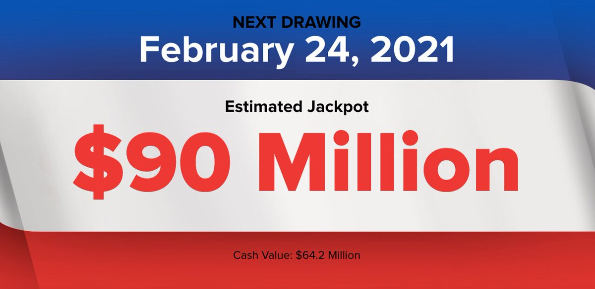 Powerball lottery: Did you win Wednesday's $90M Powerball drawing? Winning numbers, live results (2/24/2021) https://t.co/Qma1IgSXCa https://t.co/S0jzRjUYtK
