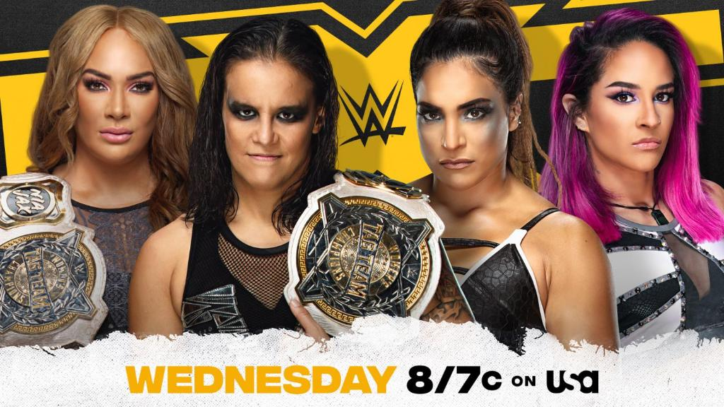 WWE NXT: Title Matches Announced; Undisputed Era Erupts 2