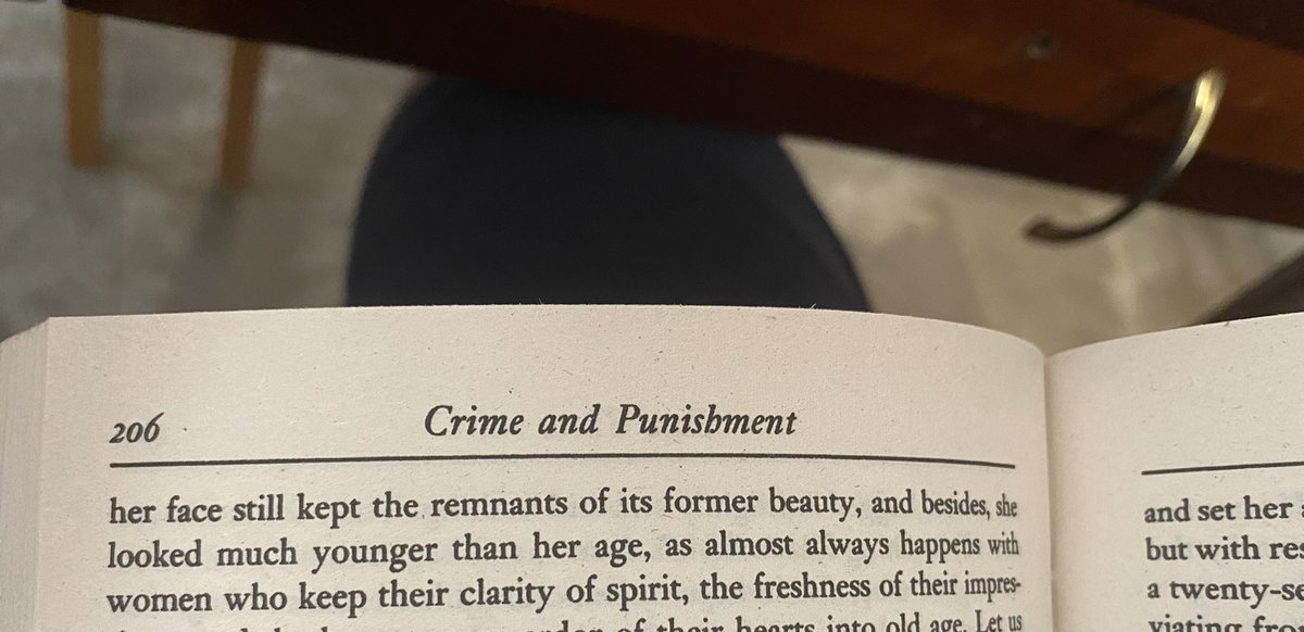 """""""... she looked much younger than her age, as almost always happens with women who keep the clarity of spirit..."""" #crimeandpunishment #dostoyevski #beauty"""