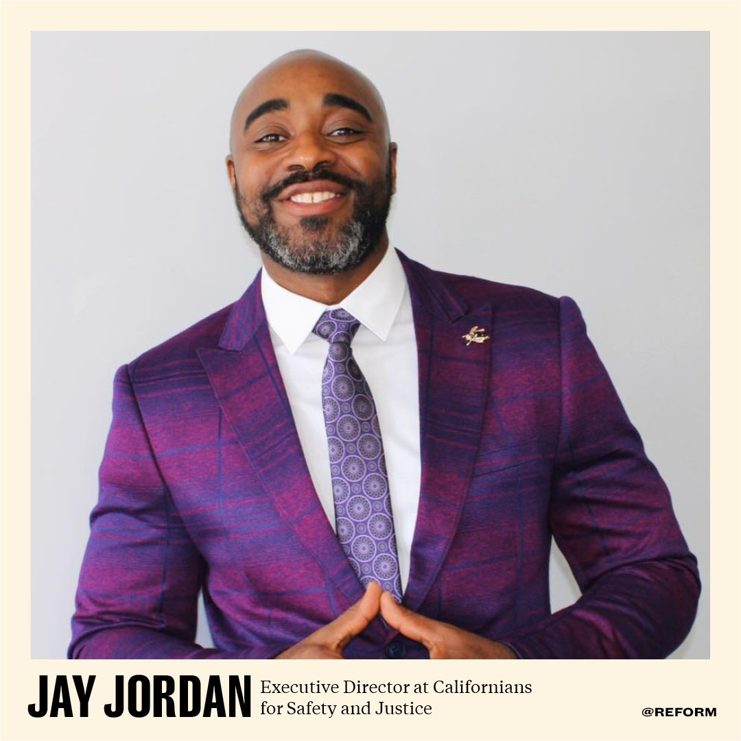.@misterjayjordan, Exec. Director @safeandjust, was arrested at 19 & served seven years in prison. Because of his experience as a young person impacted by the justice system, he created the non-profit TheFirst50, focused on underserved youth & civic engagement #BlackHistoryMonth