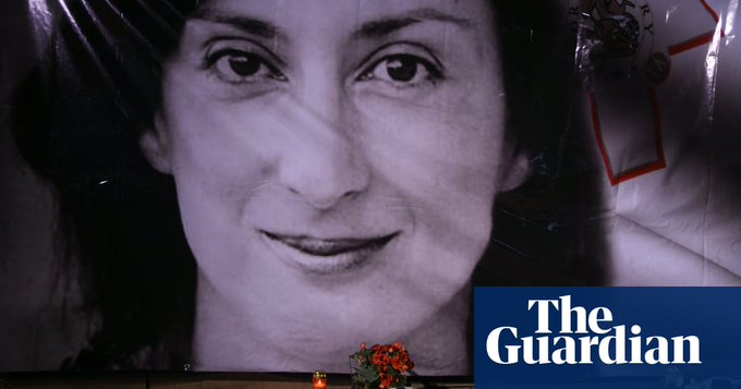 All suspects in Daphne Caruana Galizia murder arrested, says police chief Photo
