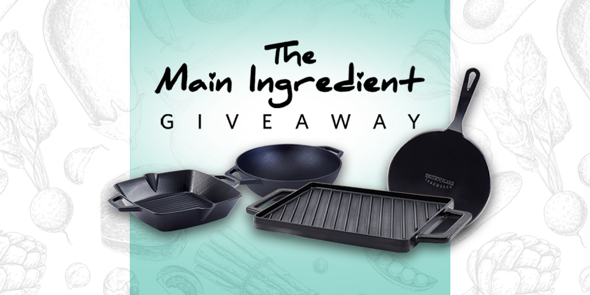 This Thursday and Friday is your last chance to claim a cast iron cookware item in The Main Ingredient Giveaway! After you've earned your 300 base points on Thursday or Friday, visit Barbados from 2pm-8pm to pick up your gift. 🍳