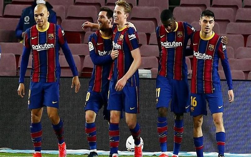 #24Feb Messi lideró la victoria del Barcelona ante el Elche    #Barcelona #ElcheBarca #Leomessi #Deportes #NoticieroVenevision