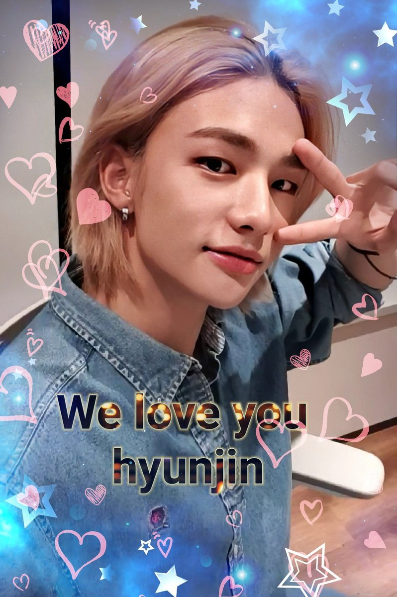 I'm going to bed. Today has been a trial 😢 hopefully tomorrow will be better ♥️ we love you Hyunjin we are with you always #WeLoveYouHyunjin #HyunjinWeLoveYou #Hyunjinbestboy #straykids #SKZKingdomINTROStage @Stray_Kids