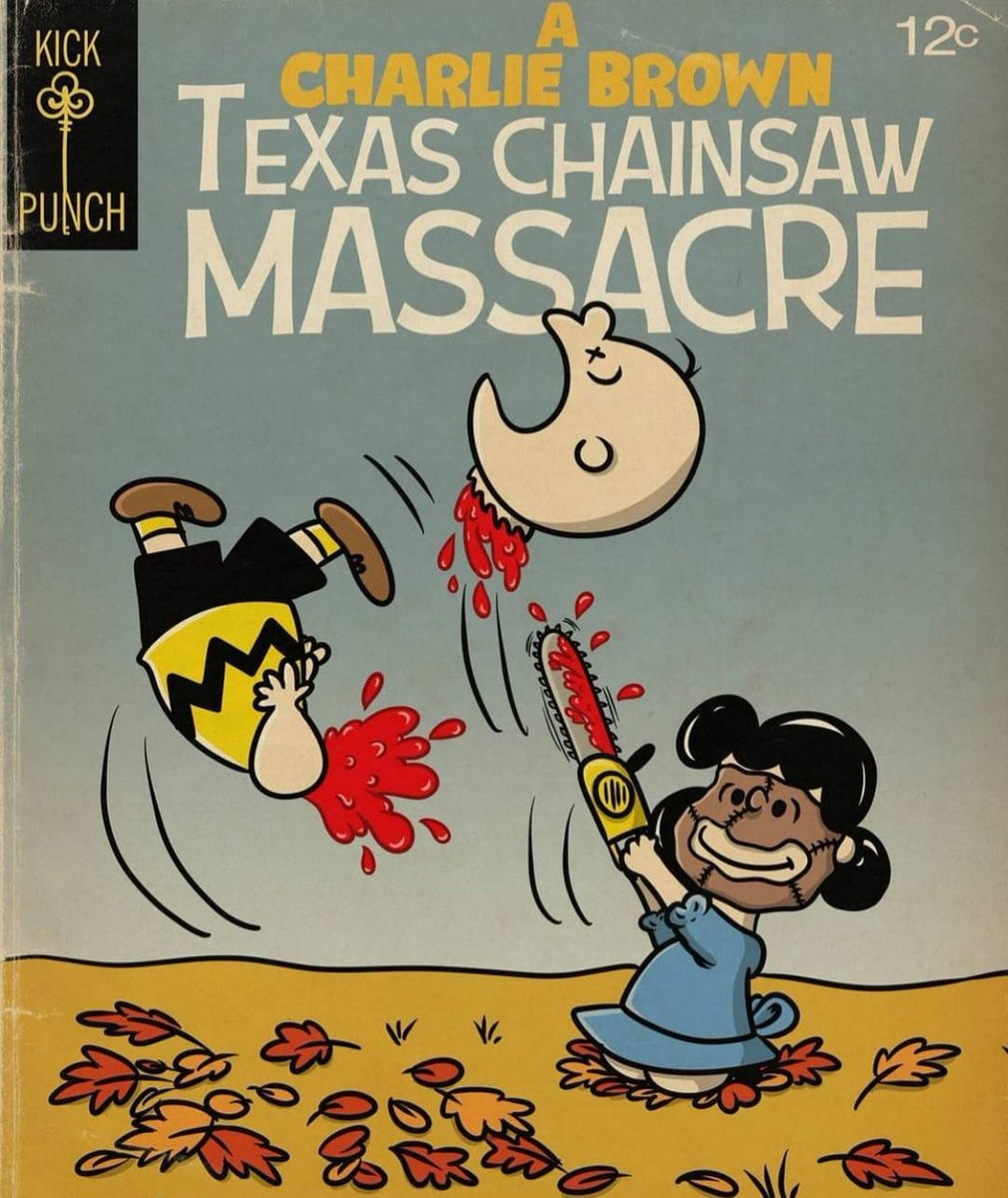 Lucy always had it in for Charlie Brown. That poor blockhead never had a chance :(