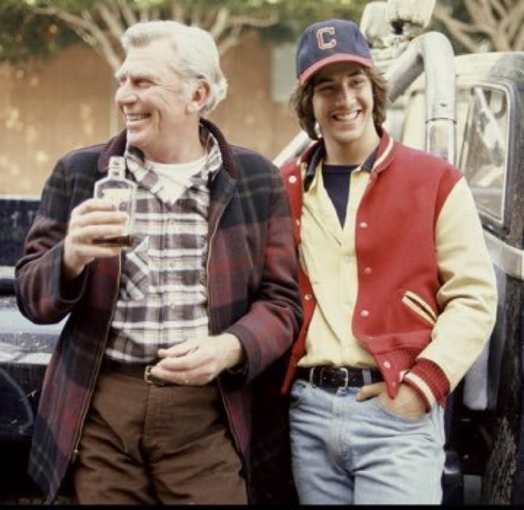 To ease the pressure of solving and winning every goddamn case, Matlock liked to tailgate with hard liquor and Keanu Reeves at Indians games.