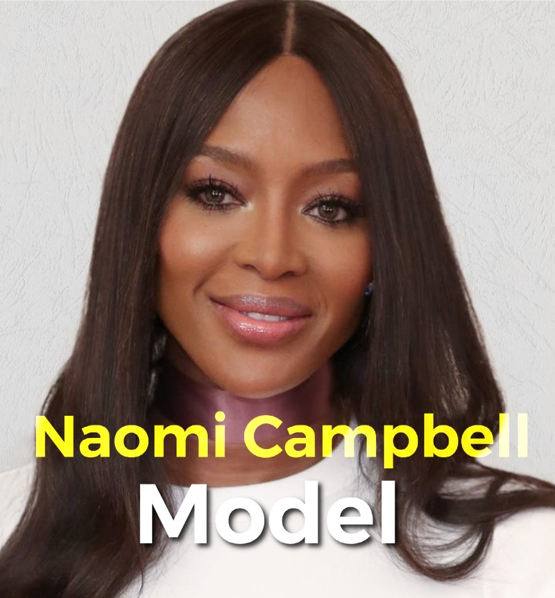 Today we honor the elegance of the one and only Naomi Campbell 💃🏾  One of the five original supermodels, she was the first black model to appear on the cover of TIME magazine, French Vogue, Russian Vogue, and British Vogue.  Shop at https://t.co/pcqtBcNtmp https://t.co/MeVCnDXJco
