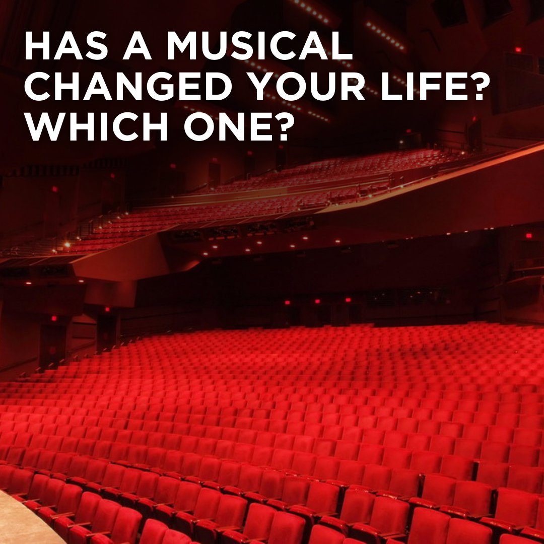 Has a musical changed your perspective on life, love, or other people or inspired you to change? Tell us your story in the comments! https://t.co/jUrpdGvJqg