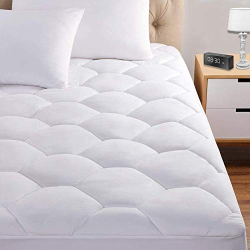 2 Favorland Mattress Pads