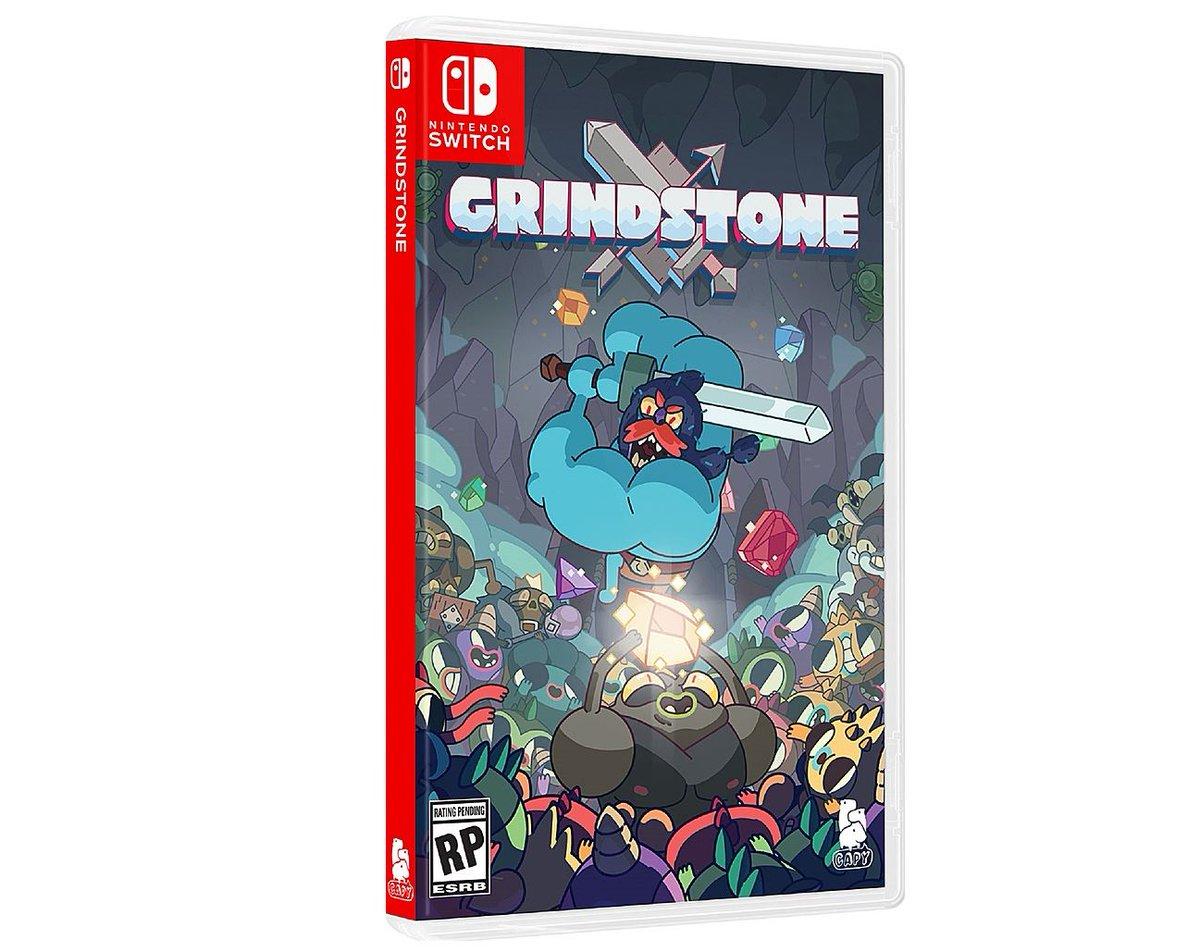 Pre-Order: Grindstone (S) $34.99 via Best Buy.