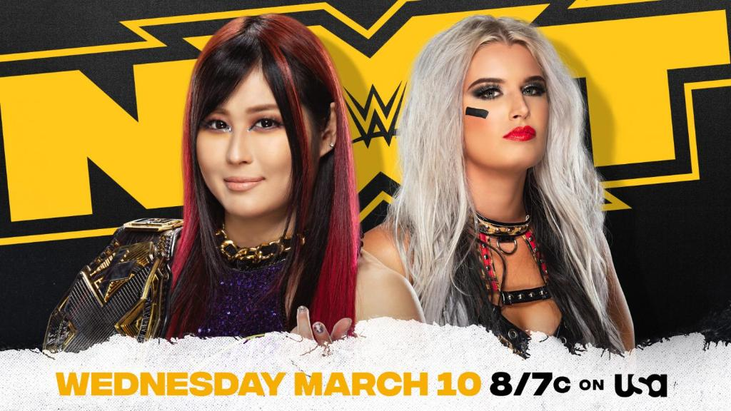 WWE NXT: Title Matches Announced; Undisputed Era Erupts 1