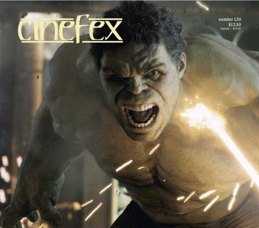 Cinefex closing got me ruminating about my time in the fx biz. I used to collect this magazine throughout my career. I've also had the pleasure of seeing two of my favorite models I made grace the cover. With more and more fx films being released, it's sad to see them go. https://t.co/VJLtDsygCV