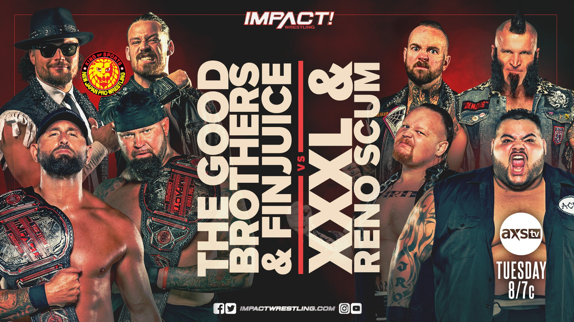 Brace For IMPACT for 2/03/21