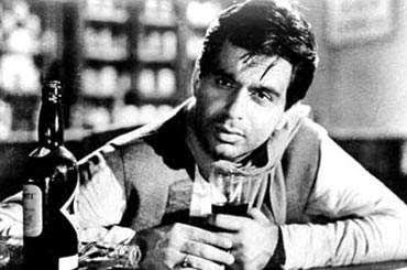 Four movies, one decade, one actor @TheDilipKumar 🙏