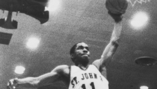 #BlackHistoryMonth: Bellport native David Russell was a star at St. John's before playing professionally in Europe, most notably Spain for 13 years. He was inducted to the Suffolk Sports Hall of Fame in 2004. Read more about David: