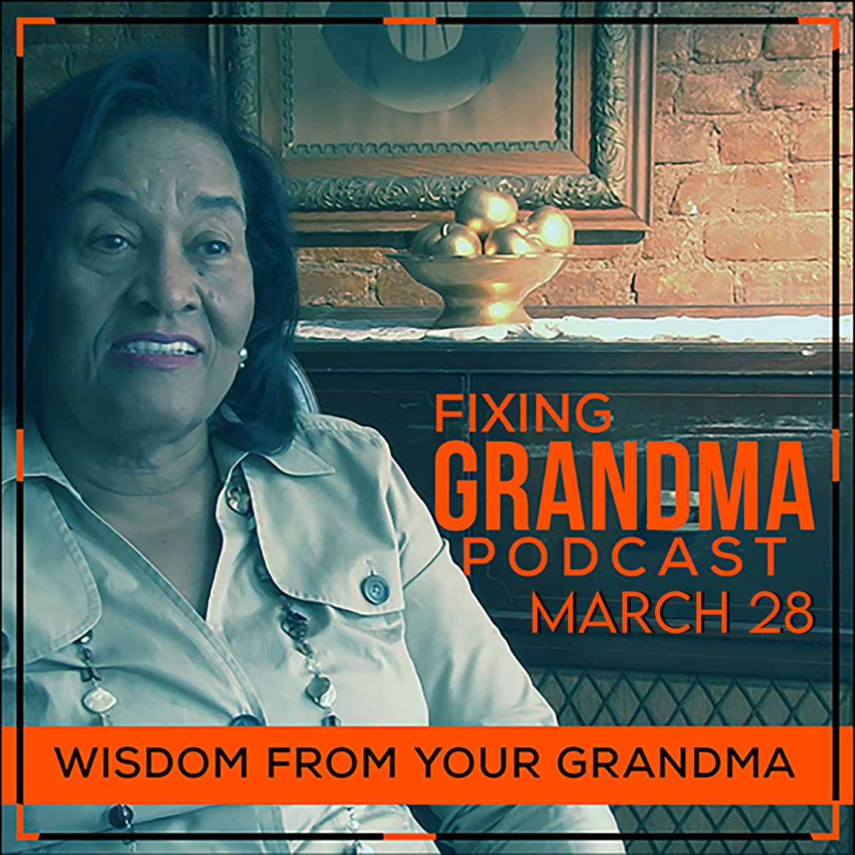 In honor of #BlackHistoryMonth and upcoming #WomensHistoryMonth On March 28, 2021, We are launching Fixing Grandma Podcast , A motivational #podcast for those who are just realizing their purpose and Greatness.  Hear wisdom/experiences from your 89 Year old grandma #podcasting