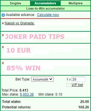 We have 4 games with 10 ODD for #TODAY 25/02/2021, all the games are for just 10 EUR  #tipster #football #bettingsports #inplay #YourOdds #RequestABet #betting #NBA #AO2021 #bets #UFC #UCL #pick #PL #Bitcoin #RequestABet #WSB #GME #FUT #AusOpen #UEL #BTC