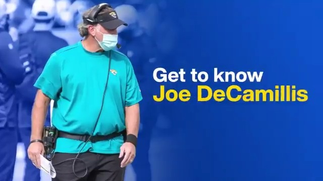 Joe D's favorite Rams legend? The 🐐 Deacon Jones.  Get to know our STC in 60 seconds!