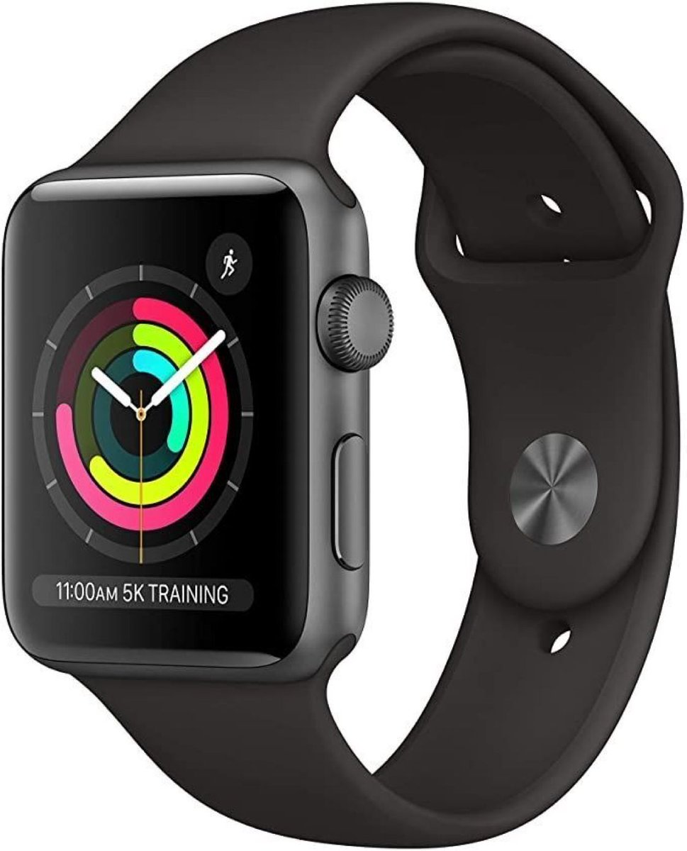 ad: UNDER RETAIL ️  BRAND NEW Apple Watch Series 3   38mm Link0   42mm Link1