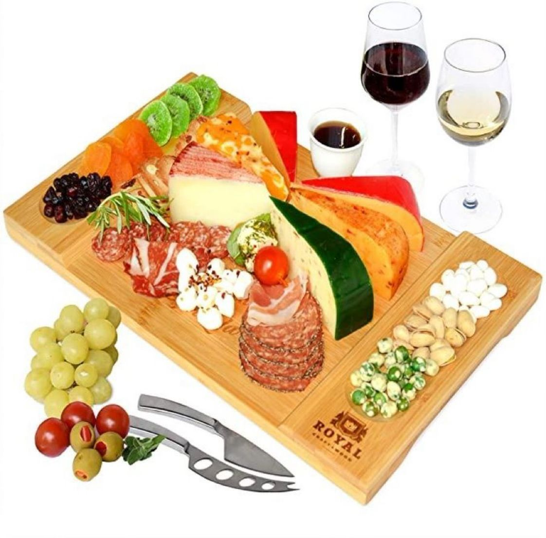 ad: 15% off  Cheese Charcuterie Board    Link0 Link0