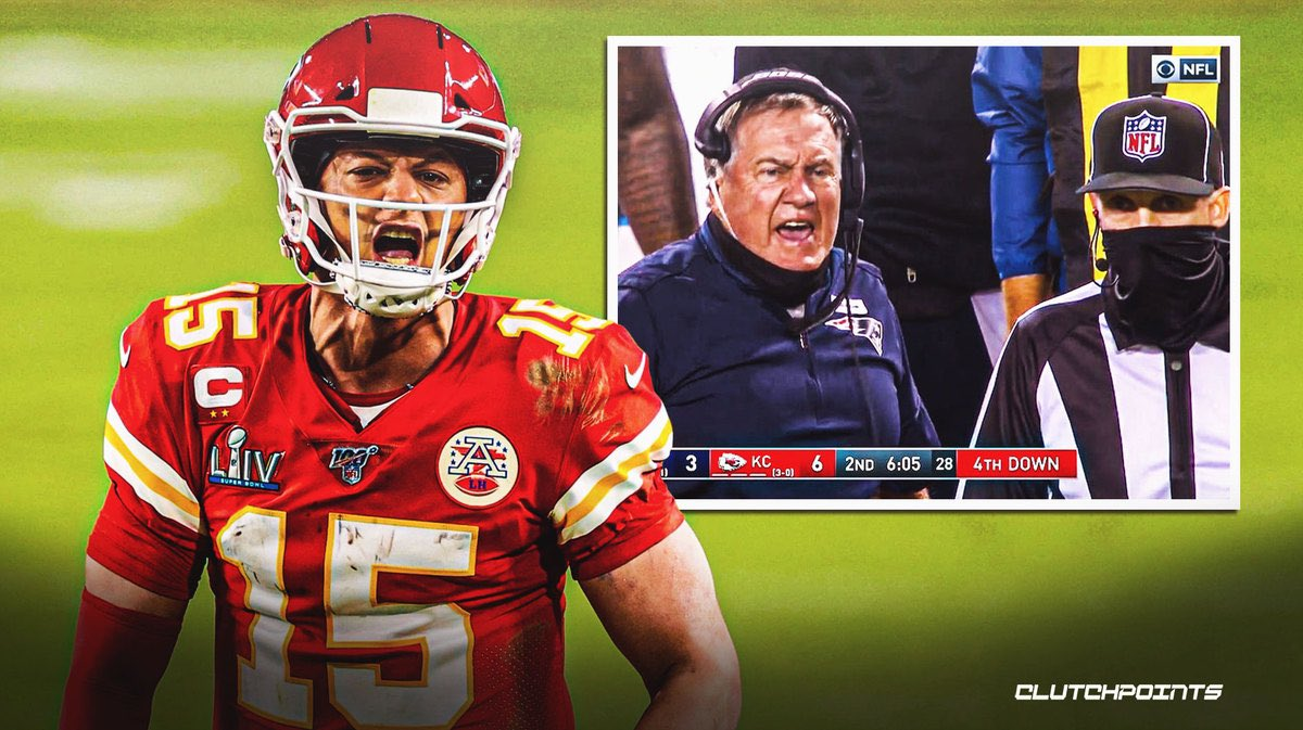 BREAKING #NEPatriots and #KCChiefs have held multiple calls regarding a possible trade for @PatrickMahomes #NFL #NFLNews