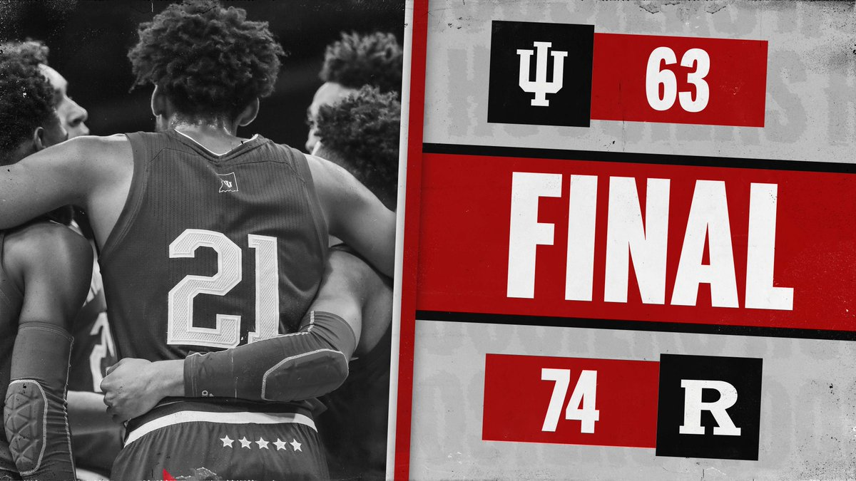 @IndianaMBB's photo on Rutgers